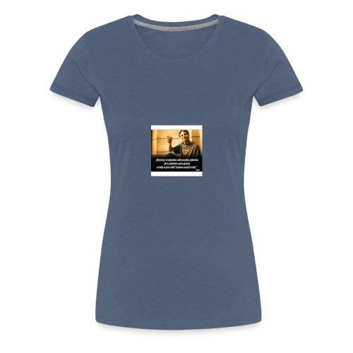 Chick washer - Women's Premium T-Shirt