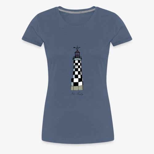 perdrix Ile-tudy - T-shirt Premium Femme