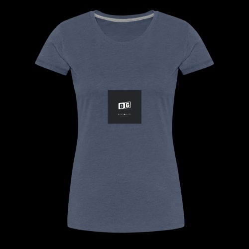 beam gaming - Vrouwen Premium T-shirt