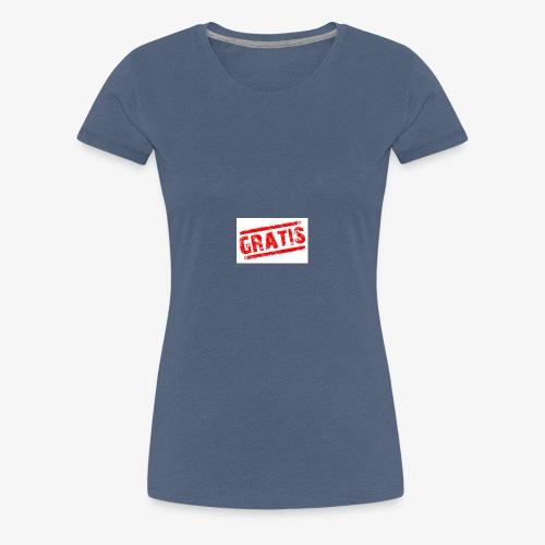 verkopenmetgratis - Vrouwen Premium T-shirt