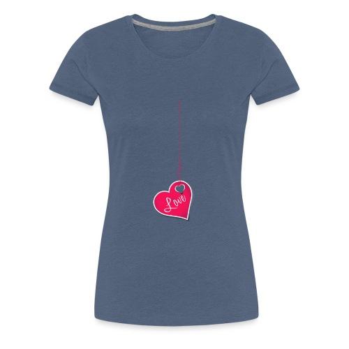 3050d45b6ead3f262513267e7ced9047 - T-shirt Premium Femme