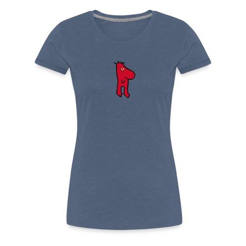 JM ORIGINAL - Naisten premium t-paita