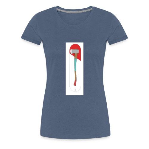 Axt - Frauen Premium T-Shirt