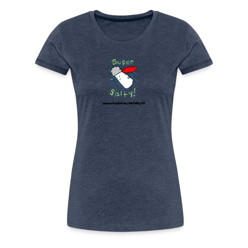 SuperSalty - Frauen Premium T-Shirt