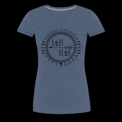 Baby Bear - Frauen Premium T-Shirt