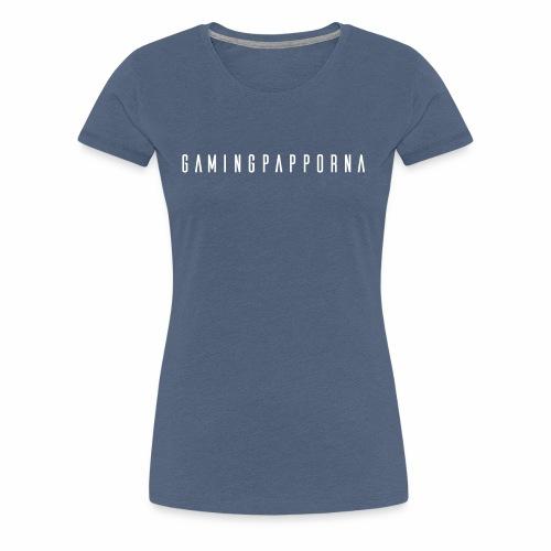 Gamingpapporna - Premium-T-shirt dam