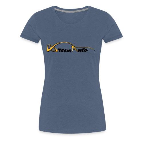 V DreamAuto - T-shirt Premium Femme