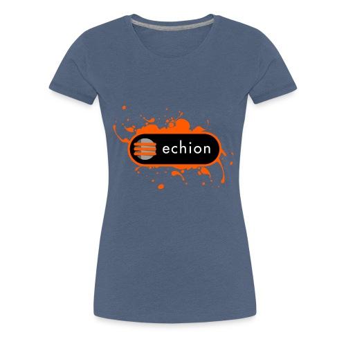 front - Frauen Premium T-Shirt