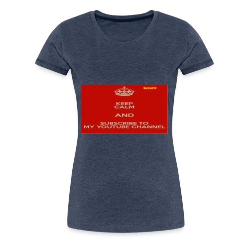 Ruckzuck1.0 - Frauen Premium T-Shirt