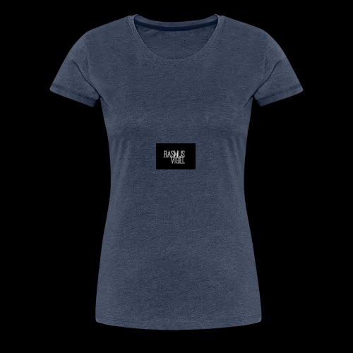 Rasmus Vigel Brand - Dame premium T-shirt