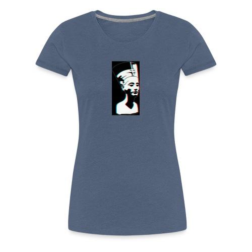 Glirch Nefertiti - Maglietta Premium da donna