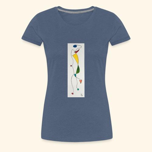 Arlequin - T-shirt Premium Femme
