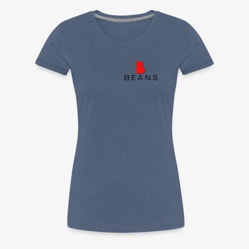 Beans Clothing Official - Women's Premium T-Shirt