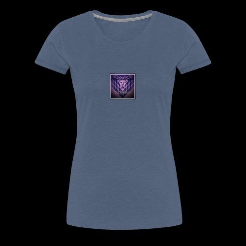 Logo Sergent Stepper - T-shirt Premium Femme