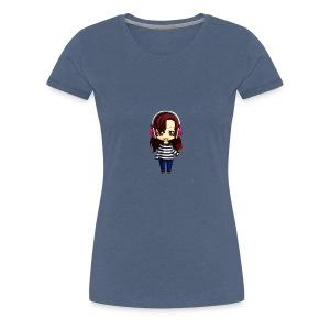 Chibi - T-shirt Premium Femme
