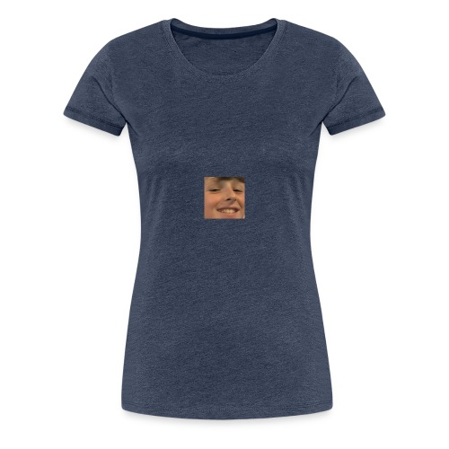 Happy James - Women's Premium T-Shirt