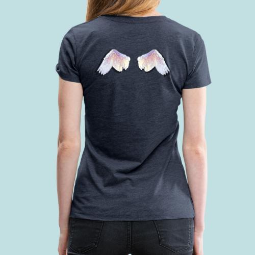 angel wings - Women's Premium T-Shirt