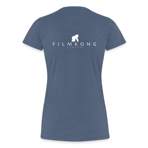 FILMKONG LOGO - Frauen Premium T-Shirt