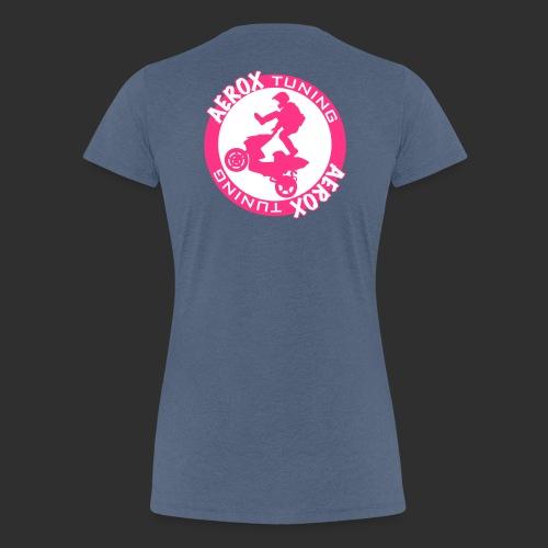 Aerox Tuning NL - Vrouwen Premium T-shirt