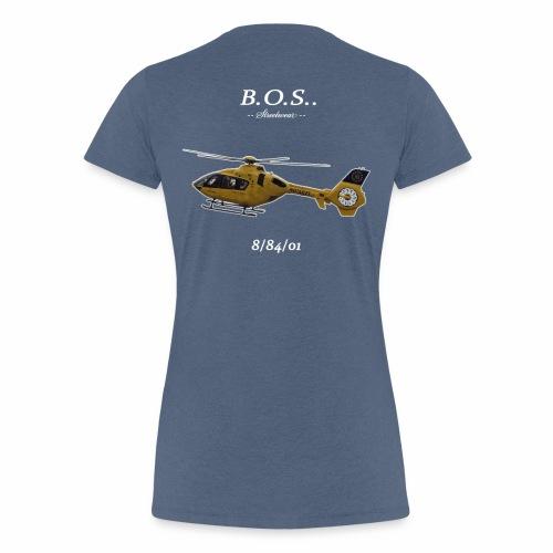 Rettungshubschrauber 1.0 - Frauen Premium T-Shirt