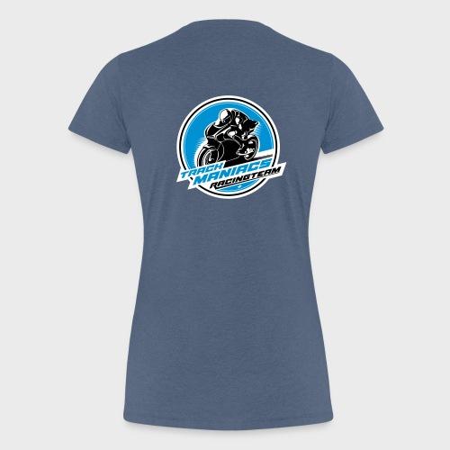 Trackmaniacs Racingteam Emblem - Frauen Premium T-Shirt