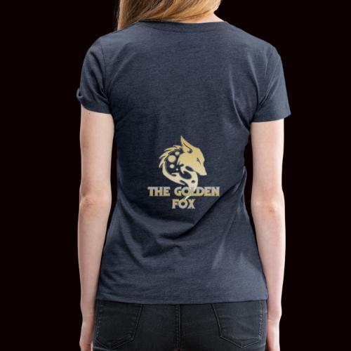 Logo TGF - T-shirt Premium Femme