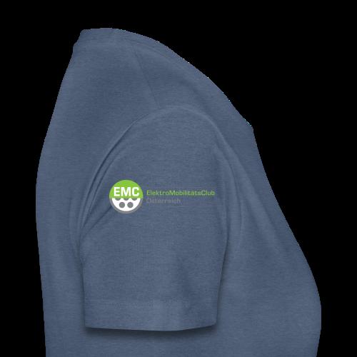 ElektroMobilitätsClub Logo - Frauen Premium T-Shirt