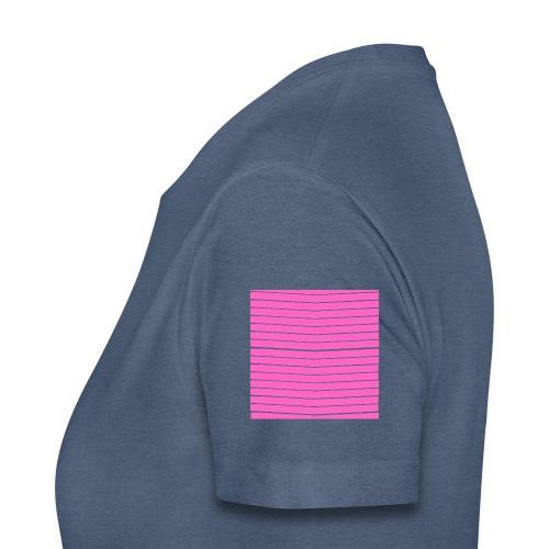 LARGE PINK ARROWS - T-shirt Premium Femme