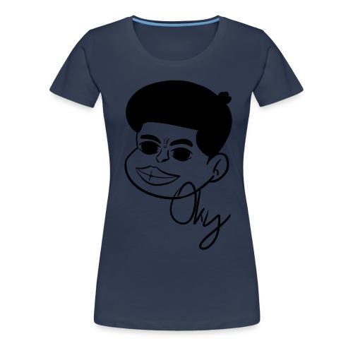 Afro Boy - Frauen Premium T-Shirt