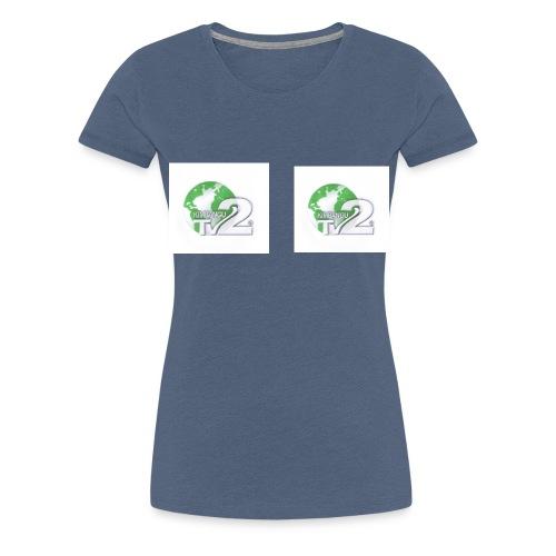 TV A1 002 jpg - T-shirt Premium Femme