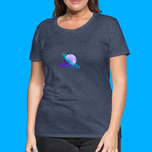 PurpleSaturn T-Shirt Design - Women's Premium T-Shirt