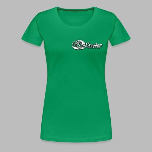 San Escobar Customs - Koszulka damska Premium