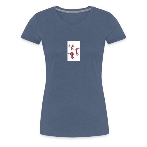 Caos-jpg - Maglietta Premium da donna