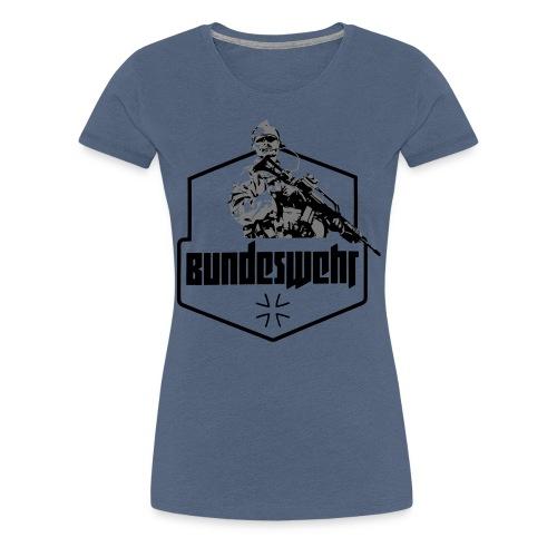 Bundeswehr - Frauen Premium T-Shirt
