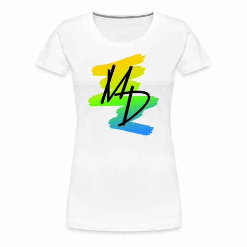 MD BRAND PNG - Camiseta premium mujer