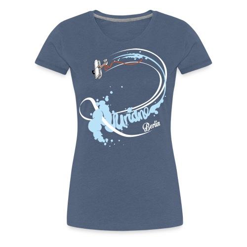 Kunstflug - Frauen Premium T-Shirt