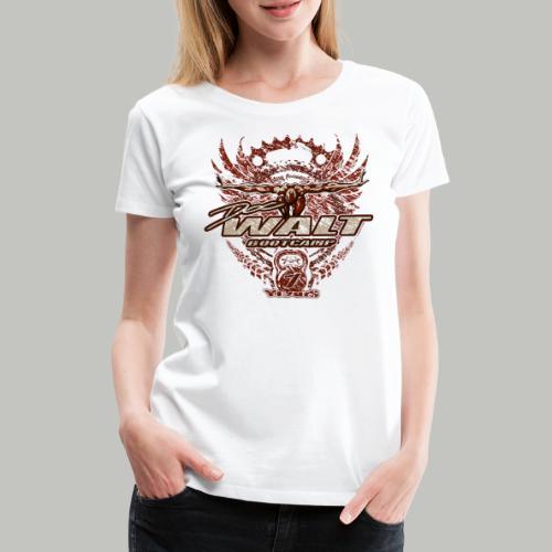 DOC WALT FOCUS 7Y (Logo einfach) - Frauen Premium T-Shirt