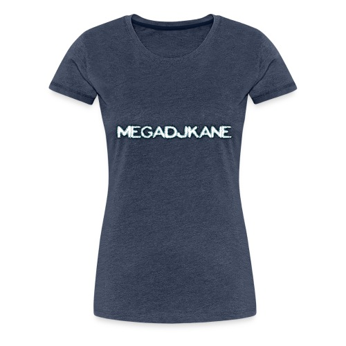 MegaDJKane - Camiseta premium mujer