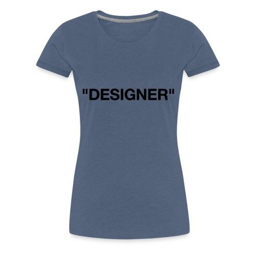 VA Designer - Camiseta premium mujer
