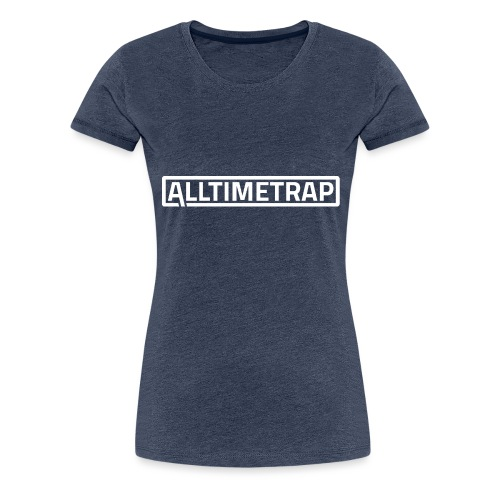 AllTimeTrap organic t-shirt. - Women's Premium T-Shirt