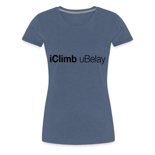 FP iClimb - Women's Premium T-Shirt