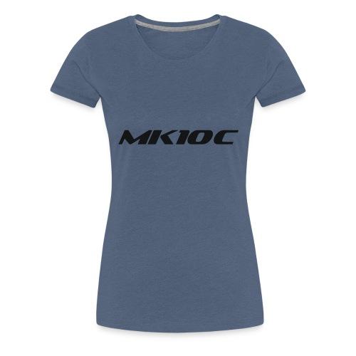 mk1oc logo - Women's Premium T-Shirt
