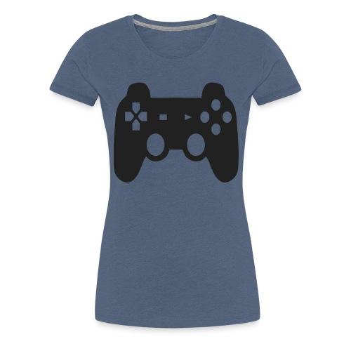controller - Frauen Premium T-Shirt