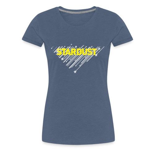 Stardust2_3 - Maglietta Premium da donna
