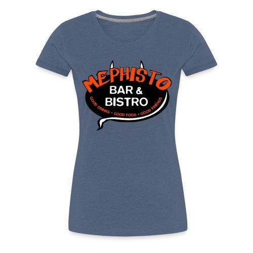 logo p - Frauen Premium T-Shirt