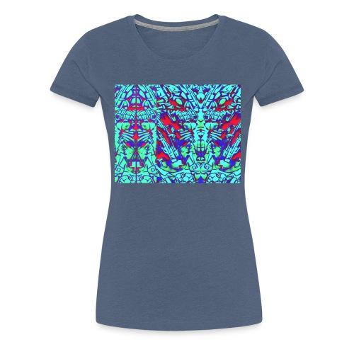 pixlr - Koszulka damska Premium