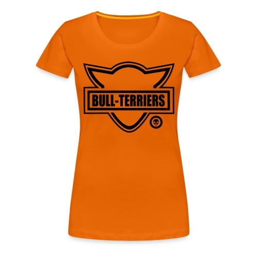 Bull Terrier Original Logo - Women's Premium T-Shirt