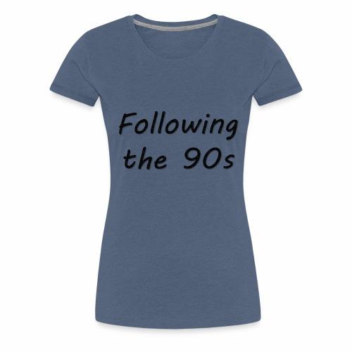 Dos 90 - Camiseta premium mujer