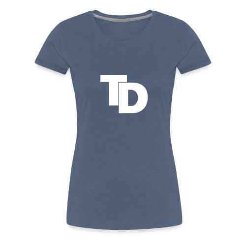 Topdown - Sports - Vrouwen Premium T-shirt