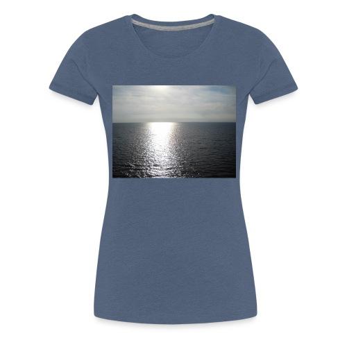 evening sun helsinki 2012 5550-MCAA - Premium-T-shirt dam